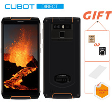 Cubot King Kong 3 IP68 Водонепроницаемый RuggedPhone NFC 6000 mAh большой Батарея Android 8,1 4 GB + 64 GB Тип-C схемой FastCharge OctaCore KingKong 3(China)