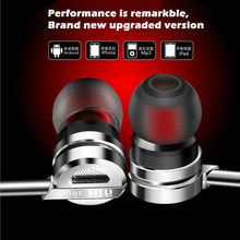 5USD Best Sound Metal Earphone Earbuds Stereo Sound Music MP3 Earphone With Microphone for apple xiaomi samsung PK monks earbuds
