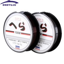 DNDYUJU 1Pcs 100M Fishing Line Nylon Strong Nylon Monofilament Fishing Line Reservoir Pond Stream Fishing