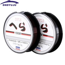 DNDYUJU 1Pcs 100M Fishing Line Nylon Strong Nylon Monofilament Fishing Line Reservoir Pond Stream Fishing(China)