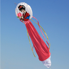 Outdoor Fun Sports High Quality 6m Power Software kites Chinese Fairy Factory Direct Sale Good Flying(China)