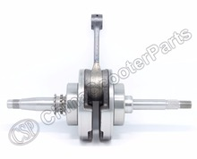 Crankshaft for Kazuma 250 250CC Water cooled ATV Go Kart Moped Scooter
