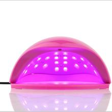 Auto sensor 48W Professional Gel UV Lamp Nail Dryer 220V Led Nail Lamp Curing for Nails Light Nail Art Dryer Manicure Tools(China)