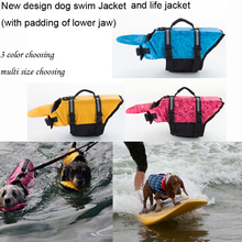 [TAILUP] Pet Dog Save Life Jacket Dog Safety Clothes Life Vest Outdoor Dog Swimming Preserver Large Dog Summer Swimwear TMPC005