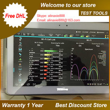 Free Shipping DHL/ EMS +Telecom Parts equipment+Table N8020 with tems pocket , support Walker testing + lte/gs