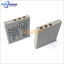 2Pcs/Lot Li-Ion Rechargeable Battery Pack KLIC-7005 KLIC7005 K7005 for Kodak Digital Camera EASYSHARE C763 ...