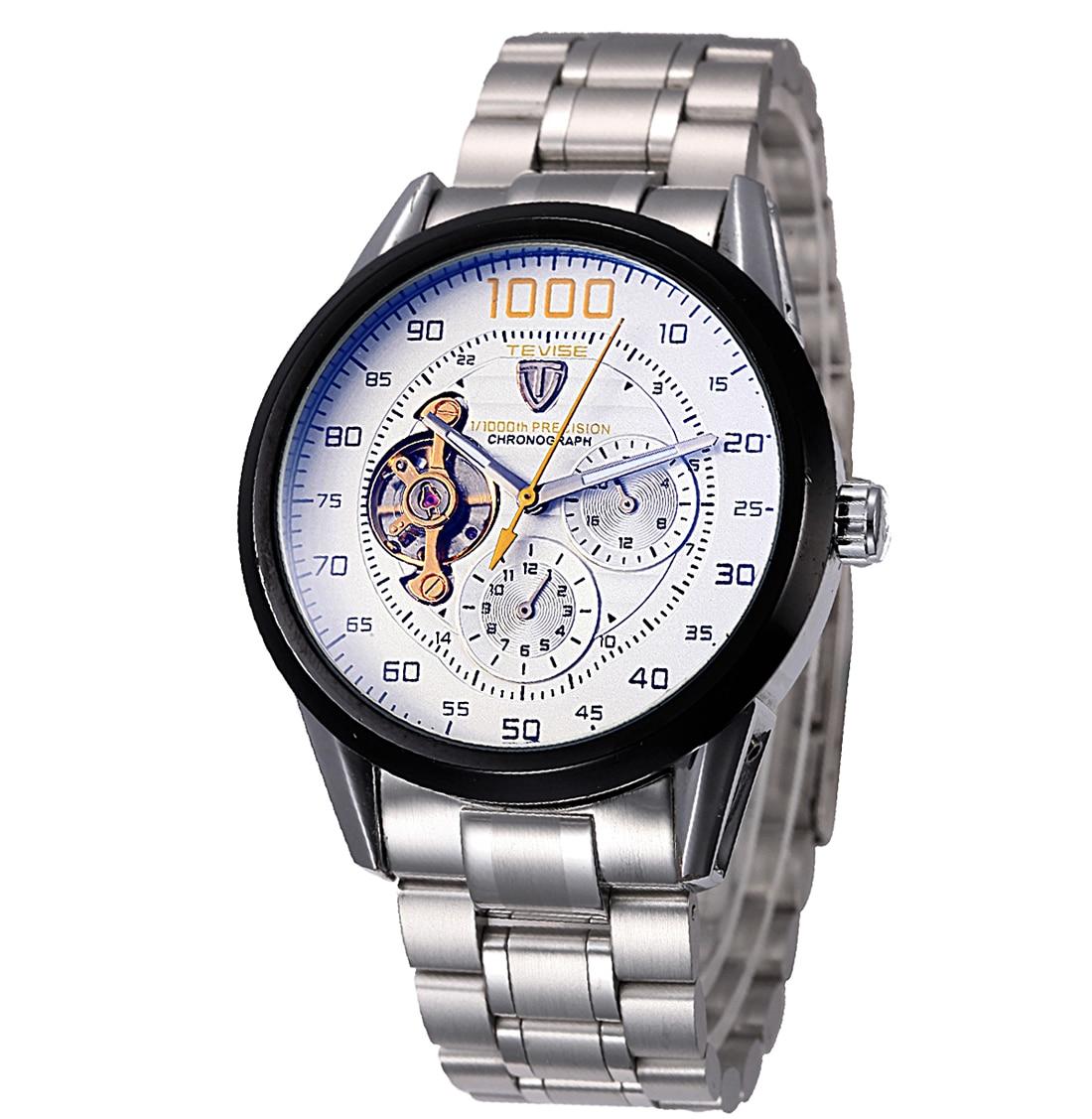 Luxury Quartz Watch Men Brand Military Wrist Watches full stainless steel business watches new outdoor watch Relogio Masculino<br>