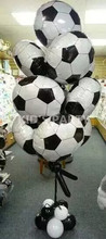 3pieces/lot 18Inch Football Ballons Foil Soccer Balloons Children Balloon Sport Balls Birthday Party Balloons globos helio Gifts