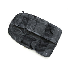 2017 New Hot Car-Covers Auto cover Care Seat Cover Protector Storage Bag Pouch Car-styling For Child Kick Mat