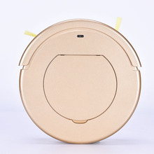 FREESHIPPING Robot Vacuum Cleaner Dry Mopping Function Multifunction Side Brush for Home 2000mAh battery, 0.45L dust box(China)