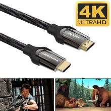 High Quality HDMI Cable V2.0 4K 60Hz 3D 1080P HDTV LCD LED For XBOX BLUERAY Male to Male 2016 New(China)