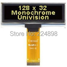2.23 inch 24PIN SPI Yellow OLED Screen SSD1305 Drive IC 128*32 I2C / Parallel Interface(China)