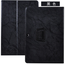 For Chuwi Hi10 Plus 10.8 inch Tablet PC Luxury Floral Printed Leather Case Smart Cover + 1pc screen film+stylus