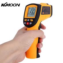 KKmoon Infrared Thermometer Laser Gun Temperature Tester Digital Meter non-contact LCD GM700(China)