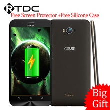 Original ASUS Zenfone Max ZC550KL 4G LTE Mobile Phone 5.5''  MSM8916 Quad Core Android 5.0 2GB RAM 32GB ROM 5000mAh 13.0MP