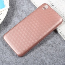 Phone Case for UMI Diamond / Diamond X Hard Cases Hard PC Plastic Back Cell Phone Cover for UMI Diamond / Diamond X - Rose Gold