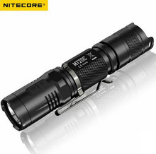 Multi-Task Series Nitecore MT20C Tactical LED Flashlight with Red Light Search Rescue Portable Die-cast Torch Free shipping(China)