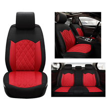 Buy Cloth Flax Universal Car Seat Cover set Chevrolet Cruze Aveo Sail Silverado spark auto accessories car-styling protector for $161.46 in AliExpress store
