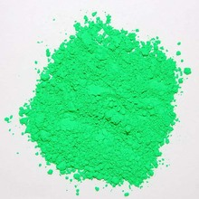 Wholeesale--50Grams/lot Neon Gradient Green Fluorescent Pigment Powder for Paints, Nail Art, Soap Making, Candle Making(China)