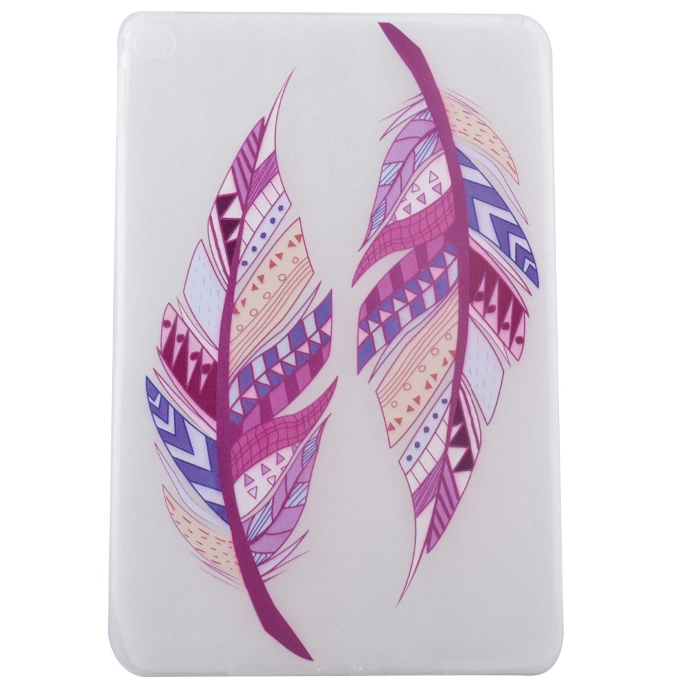 For Apple iPad Air2 iPad 6 9.7 inch Tablet Case Flower Colorful Print Soft TPU Back Soft Silicone Rubber Shell Protective Cover<br><br>Aliexpress