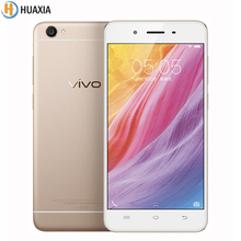 Original Smartphone Vivo Y55 Octa Core 2GB RAM 16GB ROM 4G FDD-LTE 5.2 Inch 1280*720 Pixel Android 6.0 OTG Google Play Store