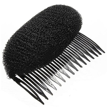 Best Sale Black Hair Styler Volume Bouffant Beehive Shaper Bumpits Bump Foam(China)