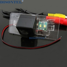 wired wireless for sony ccd Audi A4L A6L Q5 Q3 A7 A1 A3 RS52012 2013 2014 car rear parking camera night vision(China)