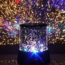 Star Sky projector Night light lamp romantic pretty creative design  flashinglight for children gift in bedroom sleeping