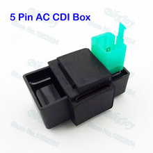 5 pin AC CDI Ignition Box For 50cc 70cc 110cc 125cc Kazuma Dirt Pit Bike ATV Quad Buggy Scooter Motorcycle Motorbike