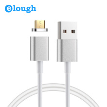 Elough 2.4A Magnetic Cable Microusb Magnetic Charger For iPhone 5s 6 7 Plus Android Mobile Phone Magnet Charger Micro USB Cable