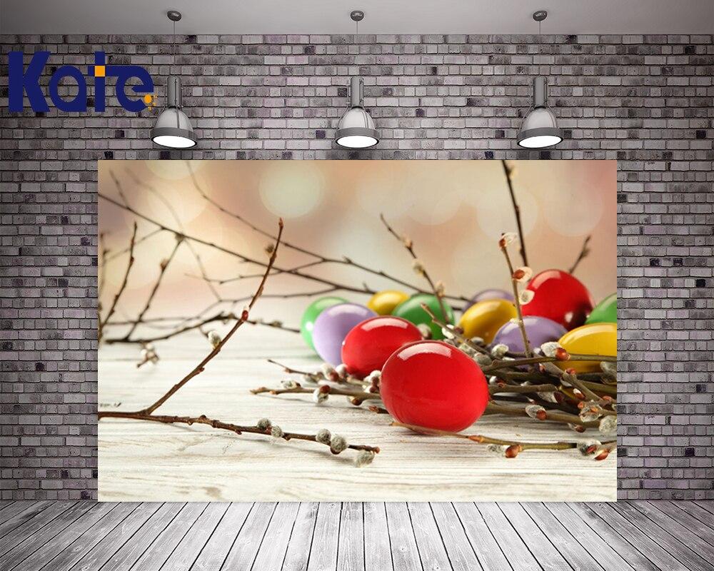 200Cm*150Cm Easter Photography Backdrops Egg Branch Bud Fantasia Infantil Easter Sunday Zj<br>