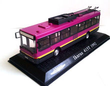 ATLAS 1/72 BUS IKARUS 415T 1992 Bus - DieCast Model Bus