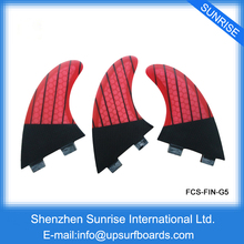 Carbon Fins G5 Size Surfboard FCS Fins Hot Sale China Surfboard Fins
