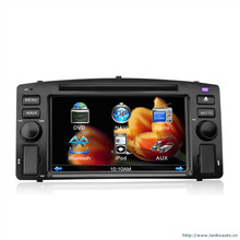 TV with GPS  Blue tooth FM/AM radio  HD touch screen Windows CE 6.0 system Original BYD F3 Car  DVD Player