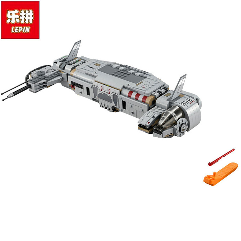 Lepin 05010 678pcs Resistance Army Cavalry Transport Building Blocks Compatible 75140<br>