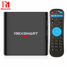 NEXSMART D32 TV Box RK3299 Quad-core Android 5.1 Set Top Box 1G+8G 4K Media Player Preinstall Codi 16.1 Support Wifi Bluetooth(China)