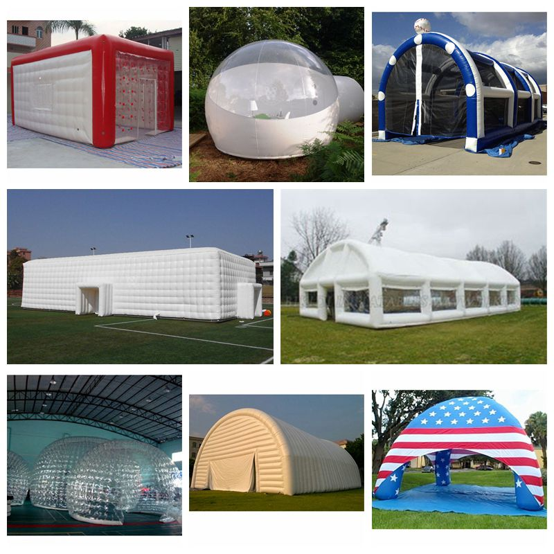 inflatable tent_