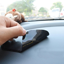 Hot Cheap Car Magic Anti-Slip Mat Dashboard Sticky Pad Car Interior Non-slip Holder For GPS Cell Phone Or Ther Accessories(China)