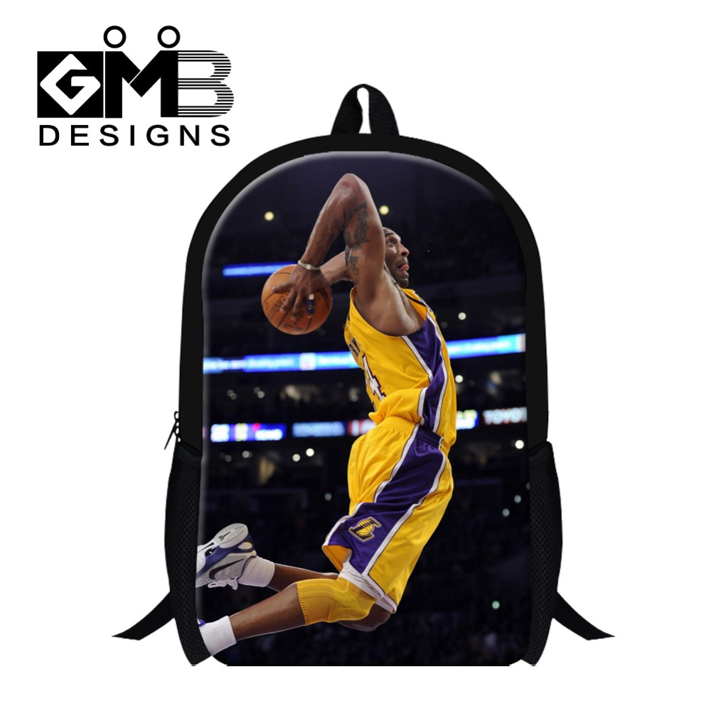 Kobe school bags for Teen boys,cool basketball backpack for children,day pack for teenagers mens stylish lightweight back pack<br><br>Aliexpress