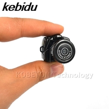 kebidu Micro Portable HD CMOS 2.0 Mega Pixel Pocket Video Audio Digital Camera Mini Camcorder 640*480 480P DV DVR 720P(China)