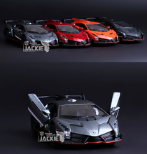 FreeShipping High Simulation Exquisite Diecasts & Toy Vehicles Car Styling Veneno Sports Car 1:36 Alloy Car Model Toy Car