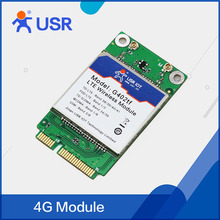 Q098 USR-G402tf-mPCIe 4G Wireless LTE Modules mPCIe Hardware Interface Support USB Communication TD-LTE and FDD-LTE Network