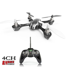 F05089 Hubsan Micro X4 2.4GHz 4 Channel Mini Quadcopter UFO RTF H107 4CH Helicopter