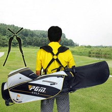 Popular Sale 90*42*28CM Golf Bags Men Nylon High Hardness Plastic Base Golf Stand Bag 14 Clubs Container Men's Golf Bags
