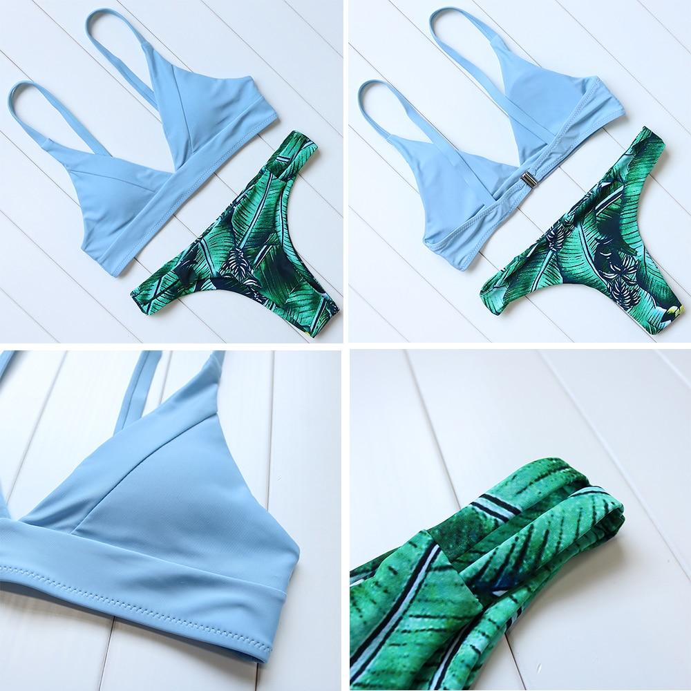 Hot Sexy Brazilian Bikini 19 Swimwear Women Swimsuit Bathing Suit Biquini Bikini Set Bandage Swim Suit Maillot De Bain Femme 17