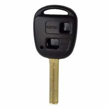 Remote Key Case Shell For Toyota 2 Buttons Remote Control Key Shell Toy48 Toyota Key Blank