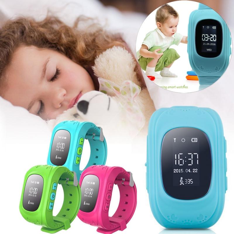 Q50 Children Kid Wristwatch Tracking Device GPS Locator Tracker Smartwatch Anti-lost Finder Electronic Fence SOS Watch Massage <br><br>Aliexpress