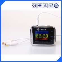 New invention wrist watch 650nm lllt Laser infrared therapy apparatus