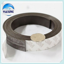 5M Soft Rubber Magnetic Tape 20mm Width 1.5mm Thickness Rubber Magnetic Strip Stripe Flexible Magnet DIY Craft Tape