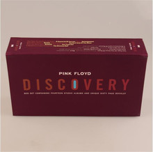 Seal: The new Pink Floyd Discovery 16 CDS fine suit free shipping